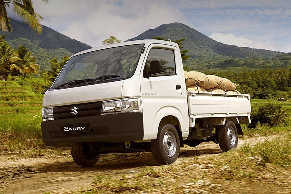 印尼市場日前推出新Suzuki Carry,依循Taiwan Suzuki今年的...