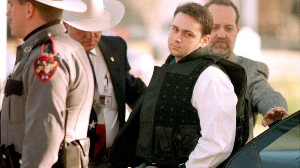 圖為被捕的約翰金,當時24歲。警方調查發現,這起謀殺的動機是「白人至上主義」的「...