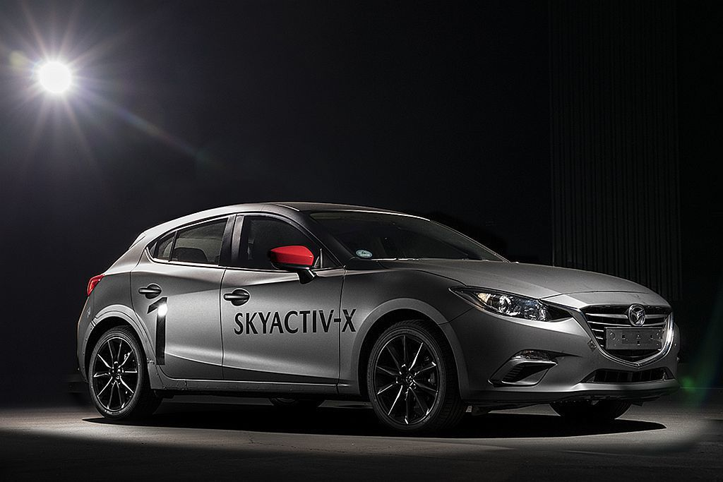 Mazda北美運營首席執行官Masahiro Moro提到,Skyactiv-X...