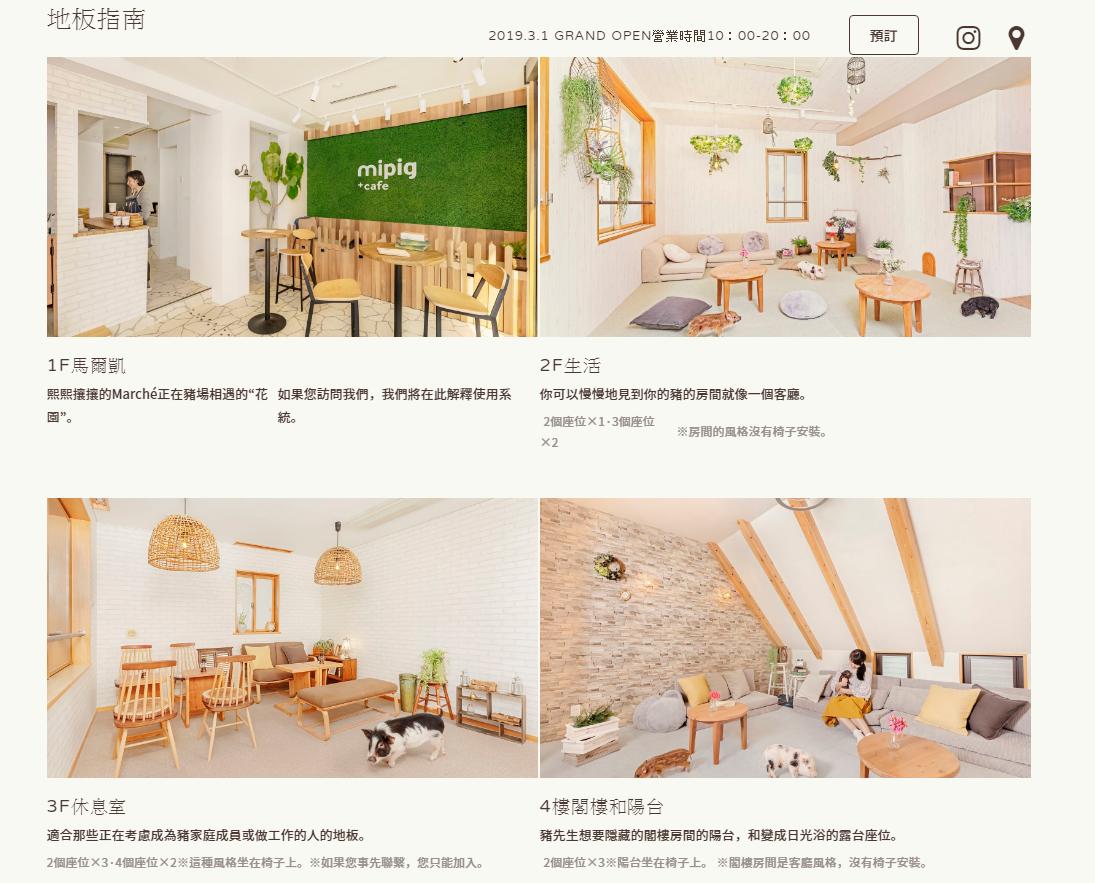 日本東京的一家咖啡廳突發奇想,竟然以「迷你豬」當作特色將養豬場與咖啡廳結合!圖擷...