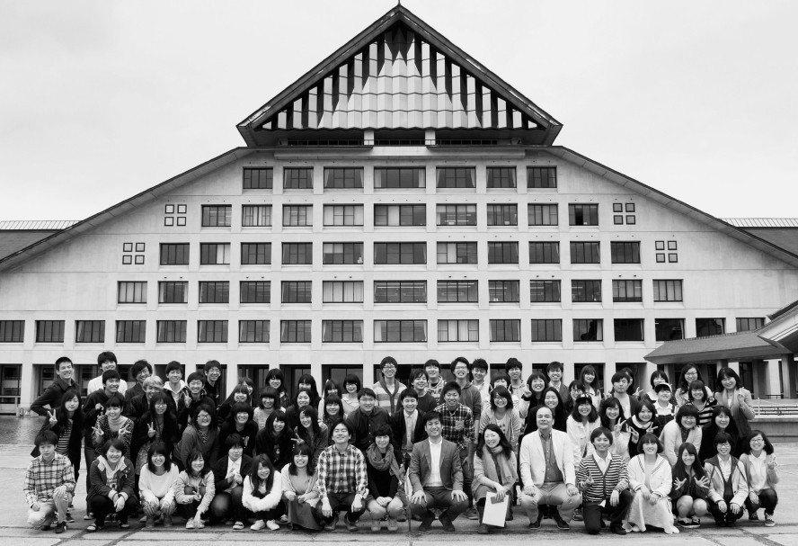 在東北藝術工科大學社區設計系學習的學生。他們一開始學習的專業領域就是社區設計。很...