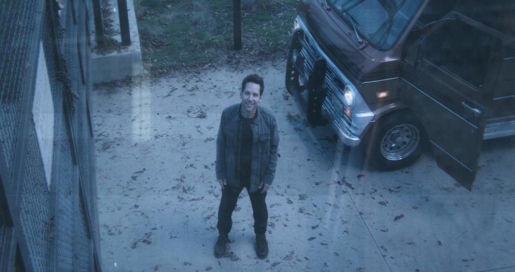 蟻人在「復仇者聯盟:終局之戰」是戲分最多的主角之一。圖/摘自imdb
