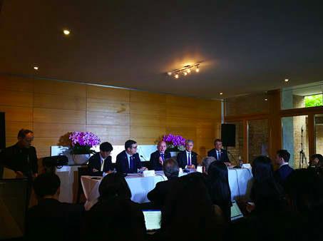 瑞士將於29日與中國簽署「一帶一路」諒解備忘錄。圖/翻攝自環球網