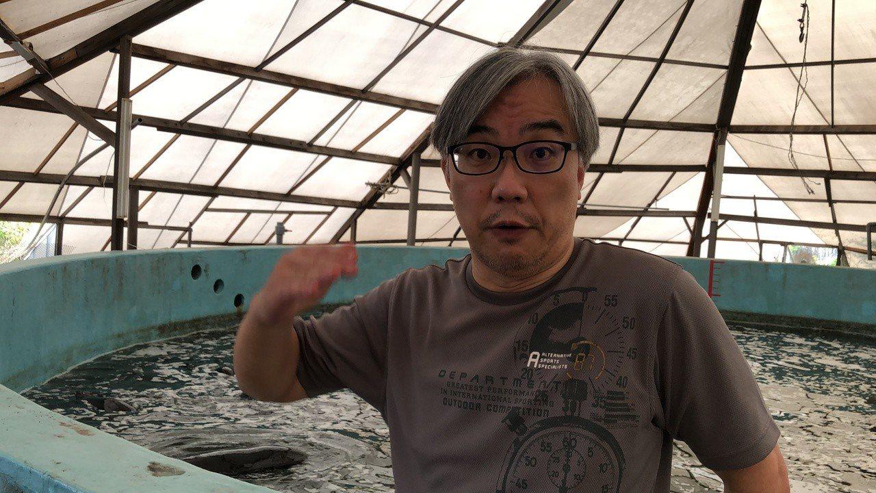成大海洋生物及鯨豚中心主任王浩文說,目前比較合理懷疑是家族成員中的1隻小虎鯨狀況...