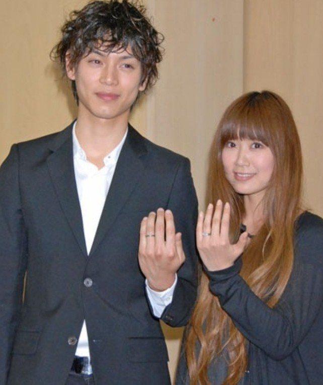 水嶋斐呂和絢香結婚已經十年。圖/摘自oricon news
