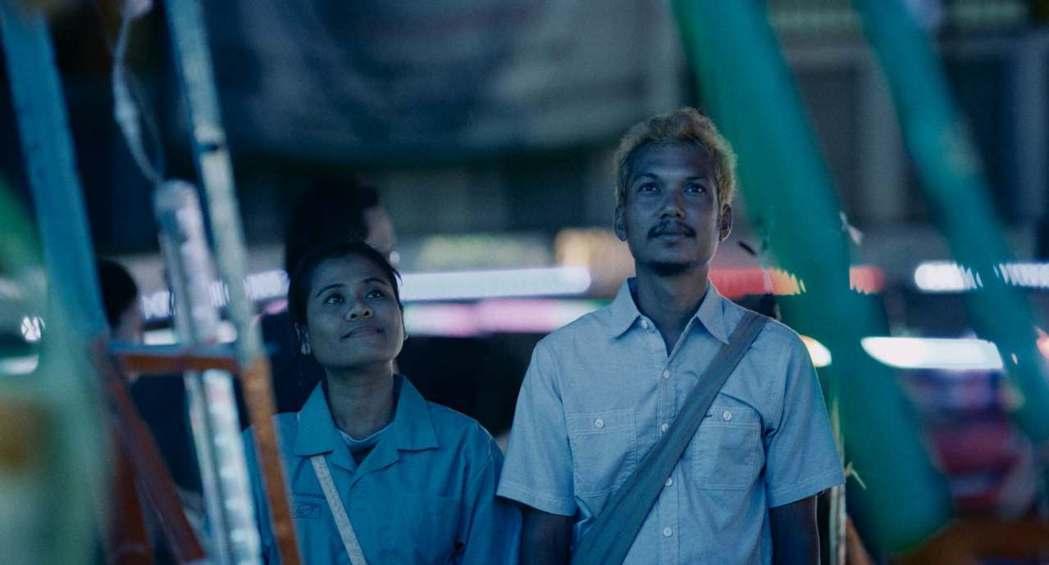 「邊境幻夢」在全球評價極佳。圖/台北電影節提供