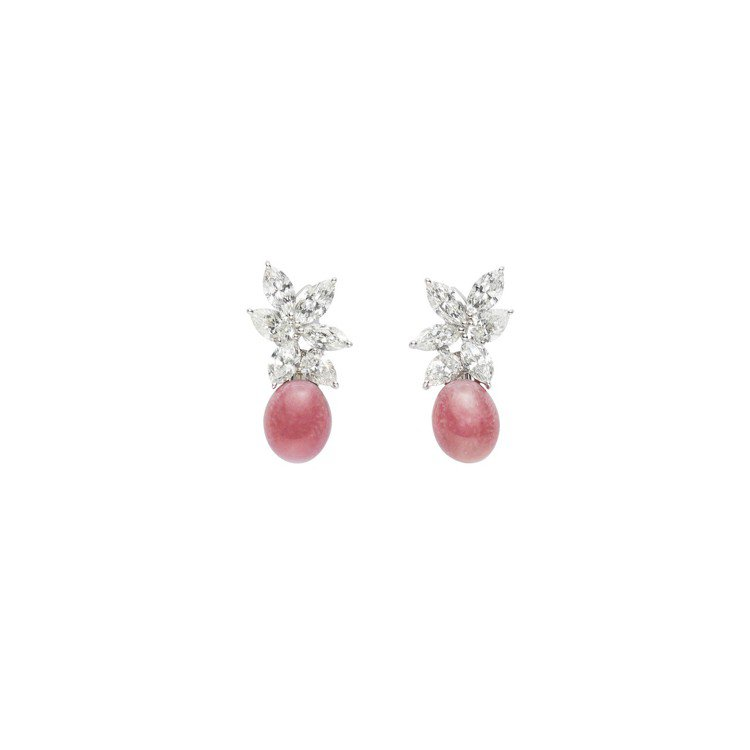 MIKIMOTO Natural Pearl Collection天然孔克珍珠高...