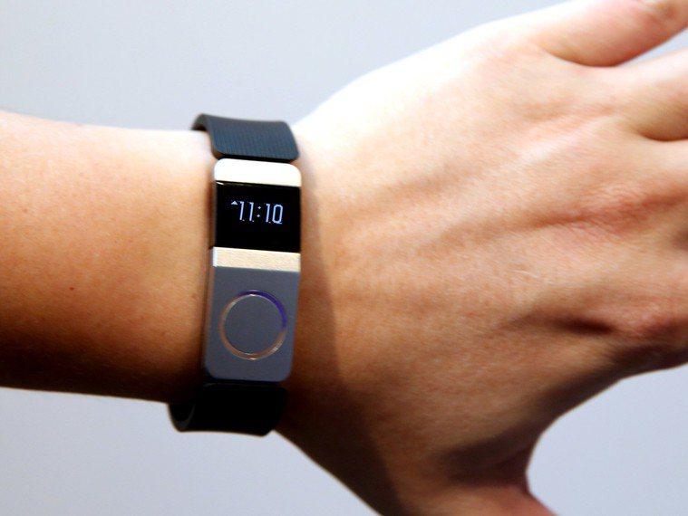 戴手環真能改善健康? 圖/聯合報系資料照片