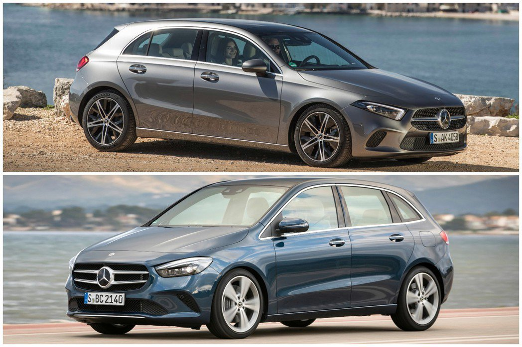 NGCC小車軍團中的A-Class與B-Class,有望在今年將銷量衝上新高。 ...