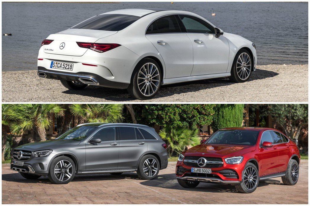 新世代Mercedes-Benz CAL與小改款Mercedes-Benz GL...