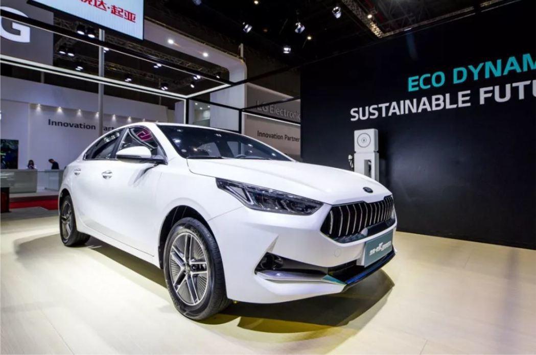 中國版Kia K3 PHEV是K3車系首度擁有電能動力。 摘自東風悅達起亞