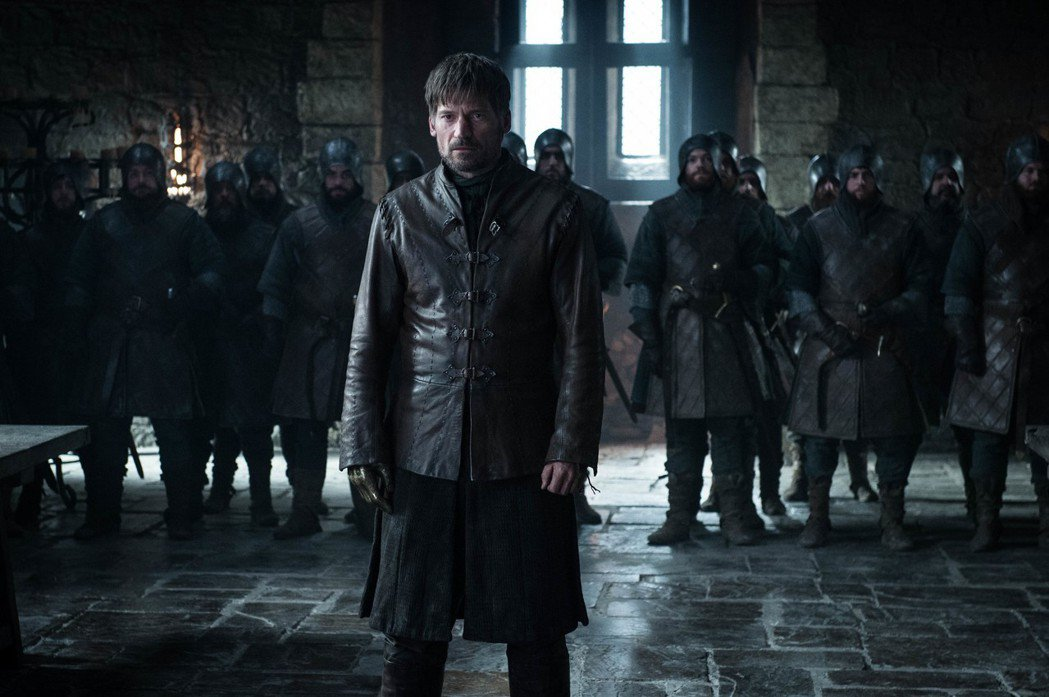 「冰與火之歌:權力遊戲」最終季的劇情被HBO視為最高機密般防守。圖/HBO提供