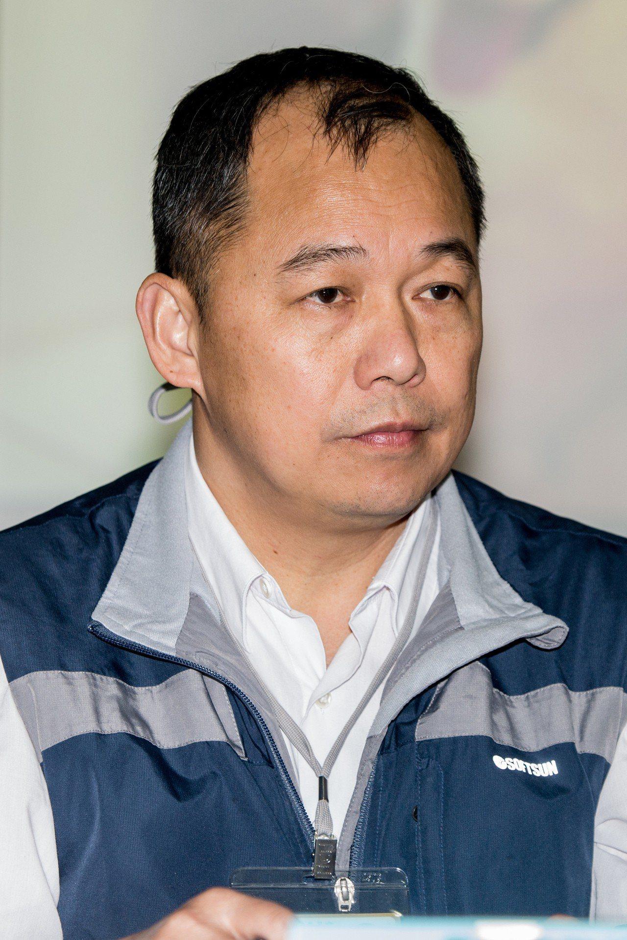 農委會防檢局組長彭明興。本報資料照片