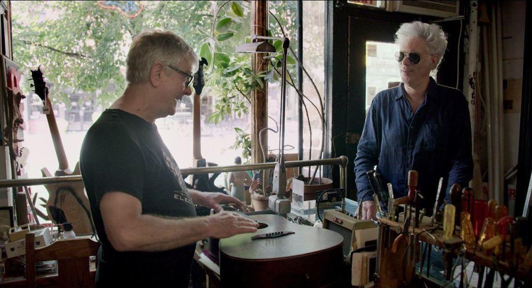 《製琴師與他的琴人》。圖/翻面映畫提供