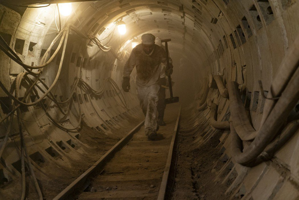 「核爆家園」場景極盡寫實。圖/HBO提供