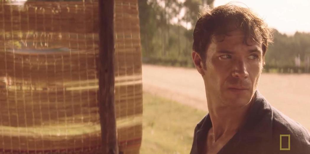 詹姆斯達西是「伊波拉浩劫」要角之一。圖/摘自imdb