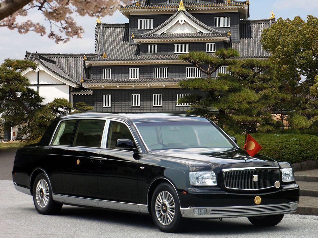 日本皇太子德仁5月1日即位時,會得到純手工打造的頂級奢華客製座駕——Toyota...