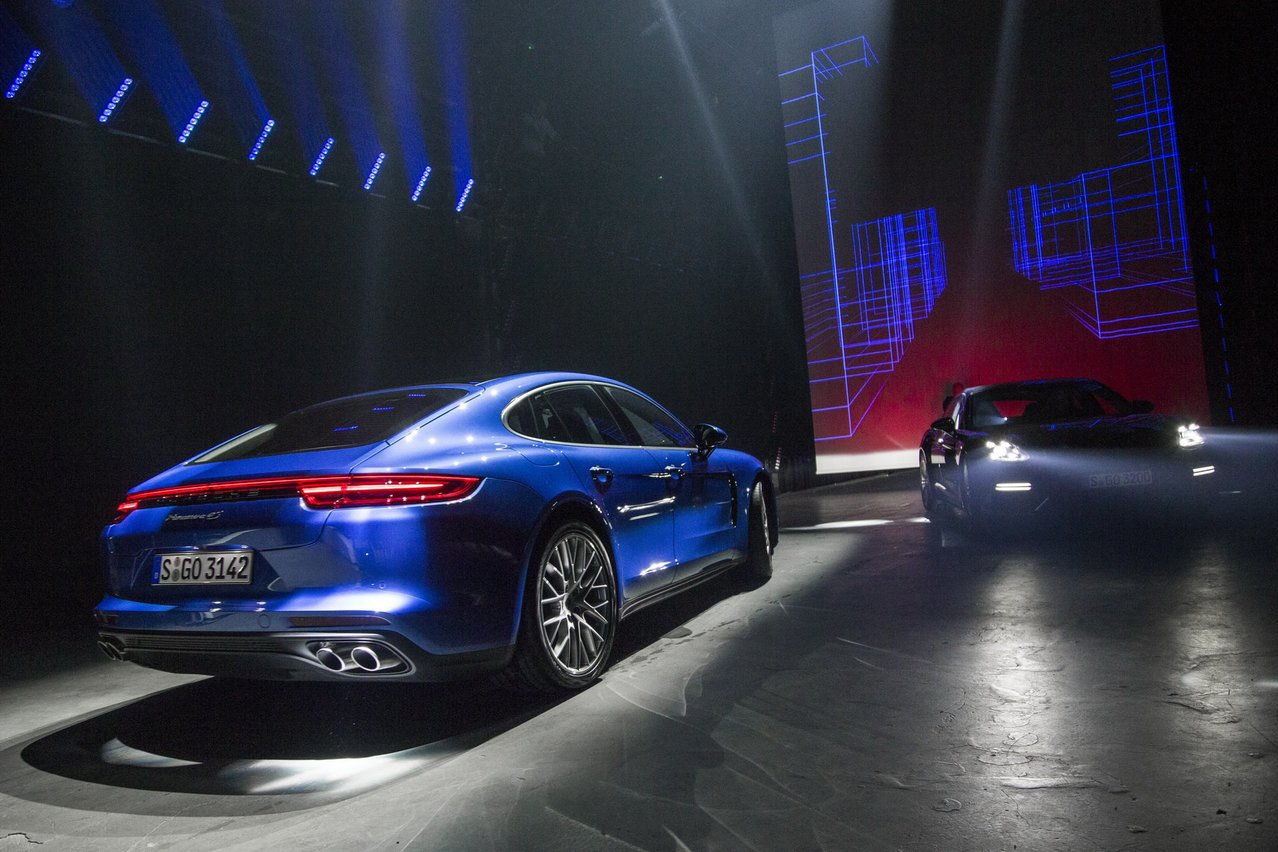 Porsche Panamera再傳謠言 會追加兩款新兄弟?