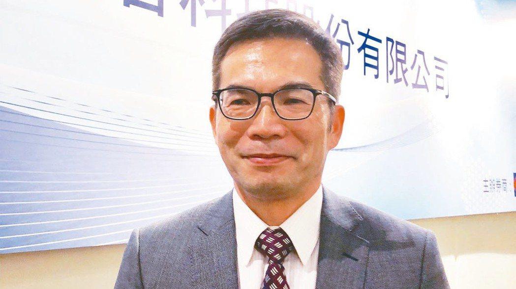 雍智董事長李職民。 報系資料照