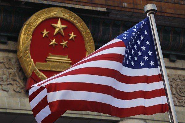 儘管中美貿易談判似即將有結果,但雙方在情報和外交角力依舊激烈。美聯社