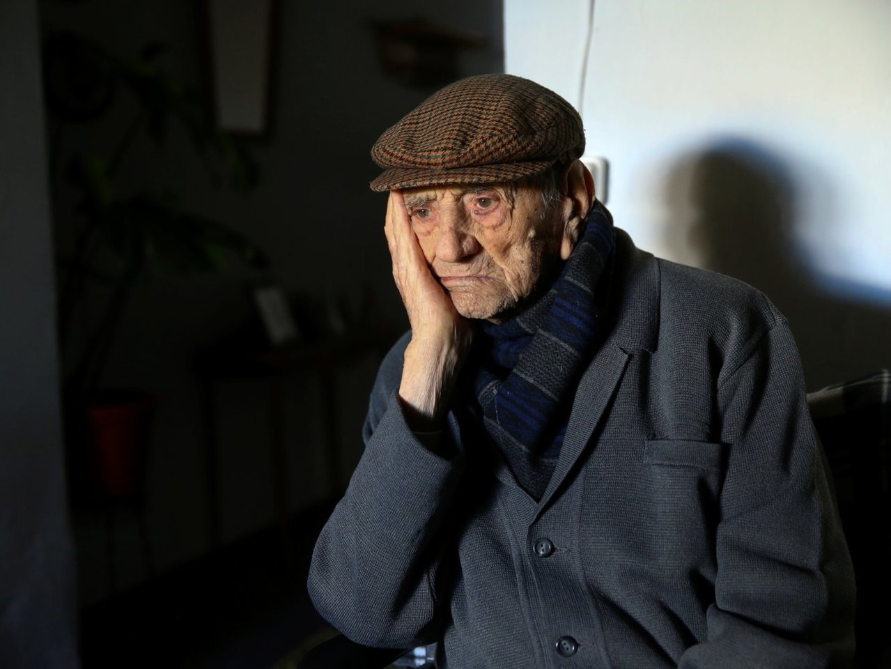 西班牙面臨人口老化問題。路透