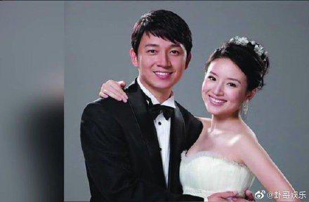 董潔、潘粵明曾是大陸演藝圈模範夫妻檔。圖/摘自微博