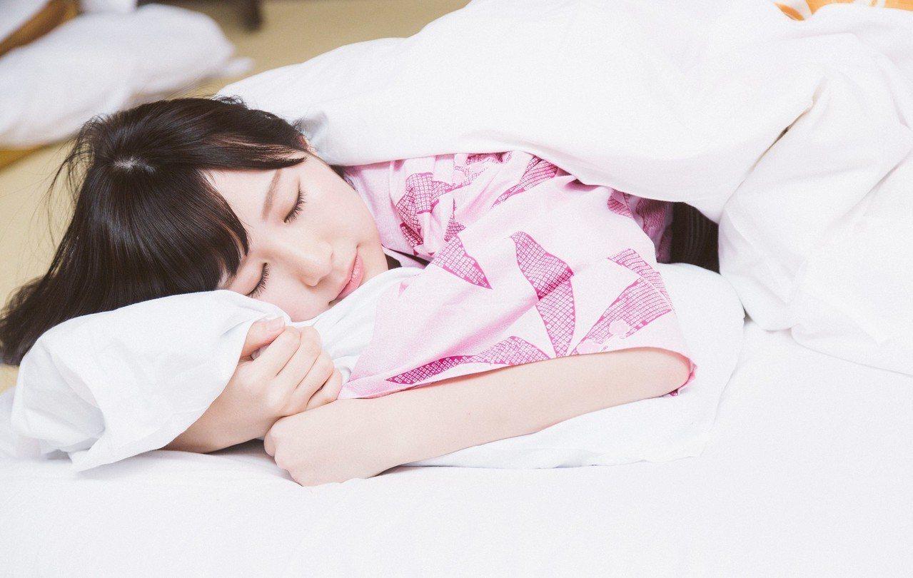 能記住夢境,其實代表睡不好。圖/摘自pakutaso