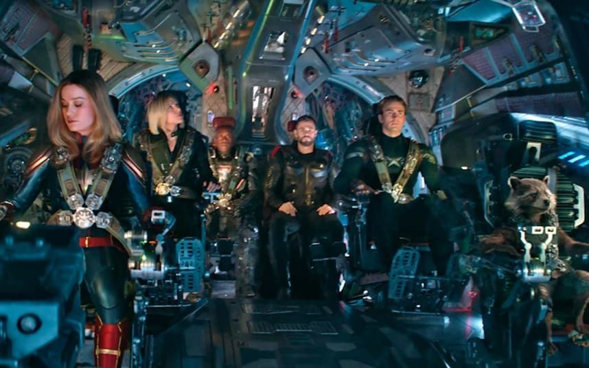 「復仇者聯盟:終局之戰」場面浩大,是今年最不可錯過的娛樂大片,全球票房已破200