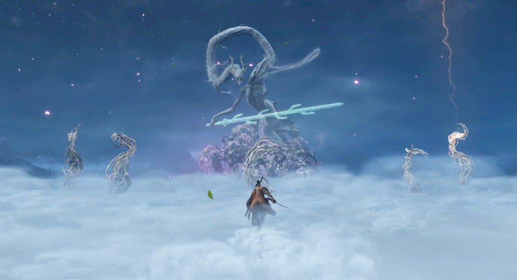 龍胤之力始於這條來自西方神龍故鄉的龍「櫻龍」,玩家若是要完成「修羅」結局以外的結...