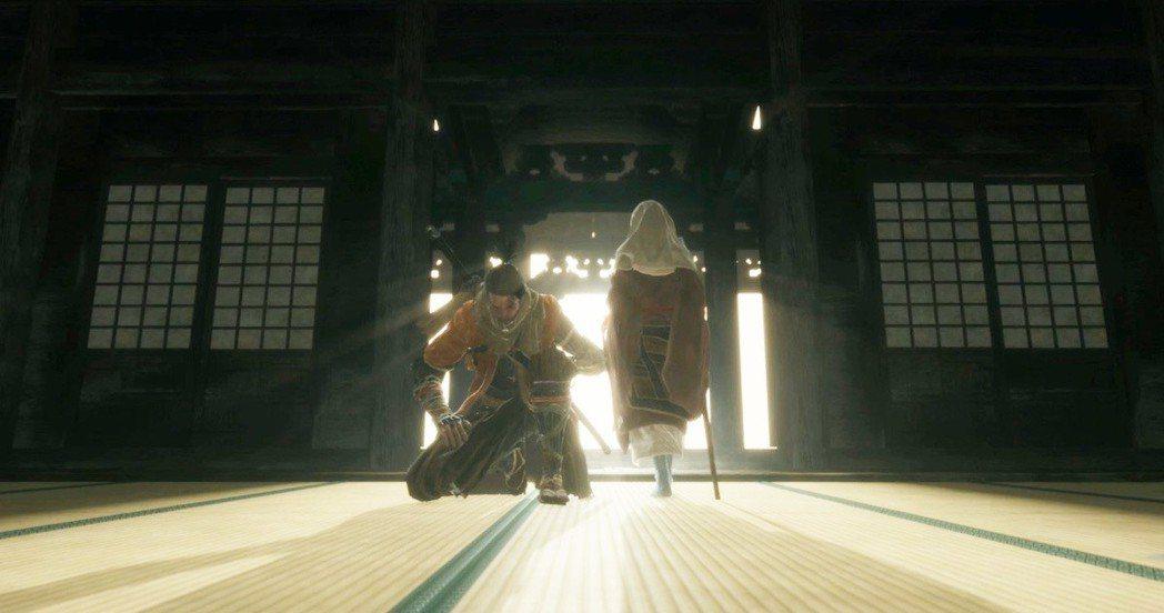 龍歸故土的結局讓整部故事留下了一個給玩家無限想像的空間,隻狼與寄宿了九郎靈魂的變...