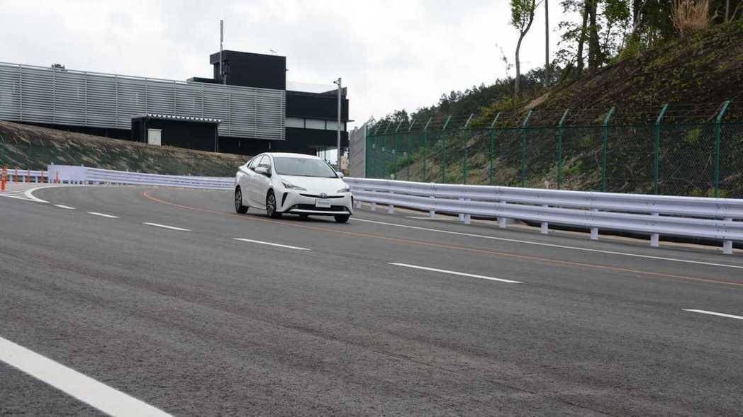 Toyota 預計 2023 年完全啟用這座測試中心。 摘自Toyota