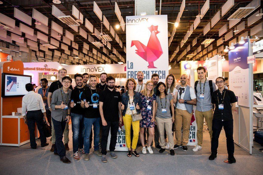 法國科技館匯集7家頂尖新創公司,將於InnoVEX中展示令人大開眼界、多元領域的...