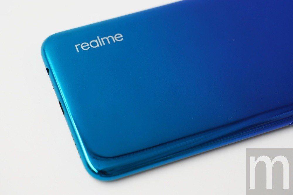 重新設計的realme品牌標誌