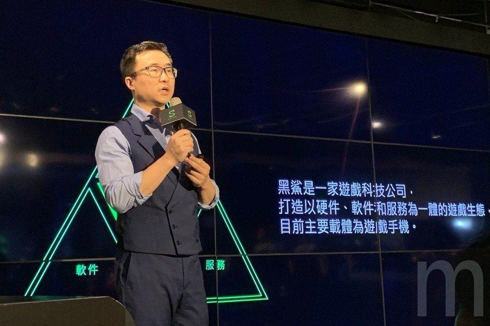 黑鯊手機海外業務副總裁李凡強調黑鯊手機在硬體、軟體端均針對遊戲體驗強化,同時本身...