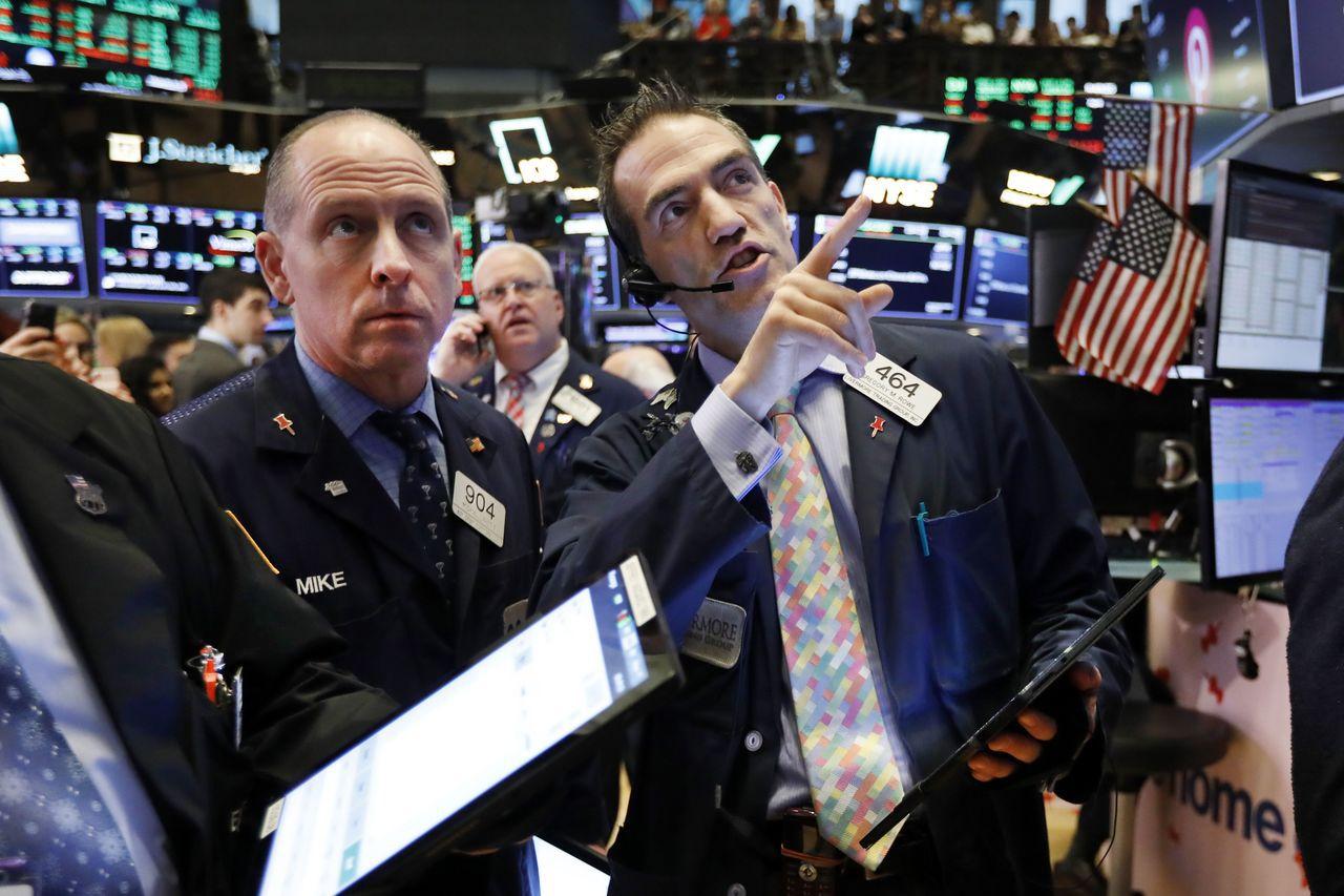 本周蘋果公司財報能否為美股漲勢再添動力,成為眾所矚目焦點。美聯社