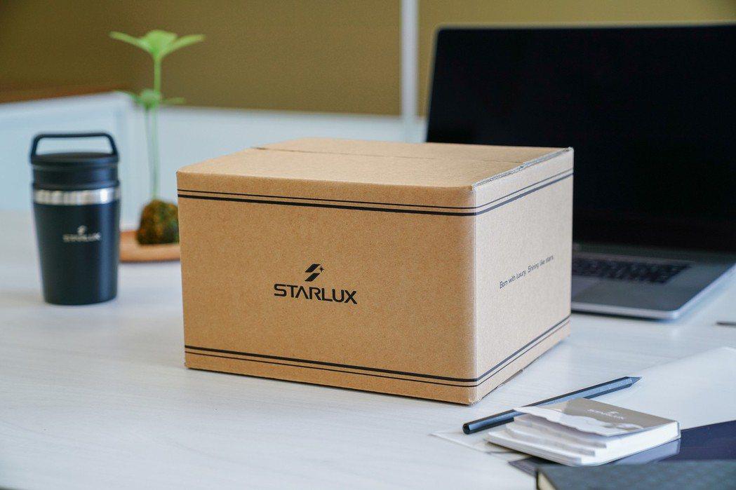 「星宇小舖」首波上架商品包括由Airbus原廠設計出品的「STARLUX 飛行飄...