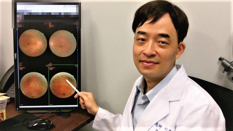 長安醫院眼科主任何宜豪醫師指出,一旦出現視力模糊、色弱、夜間視力下降、視野縮減等...
