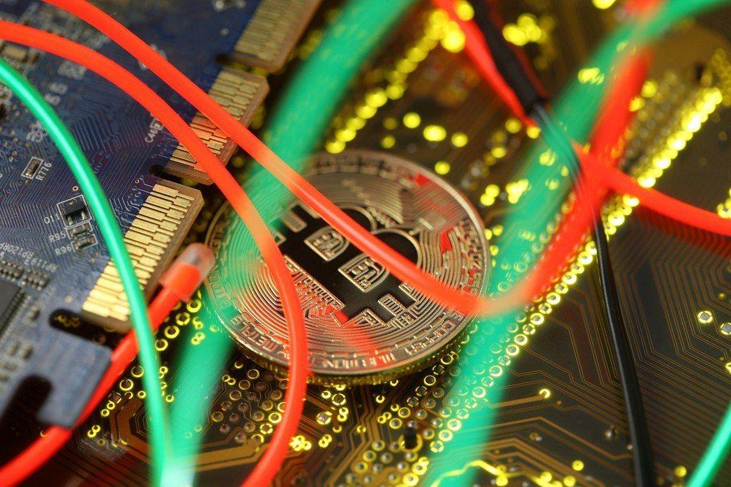 阿聯已一躍成為全球最大數位代幣銷售國。路透。
