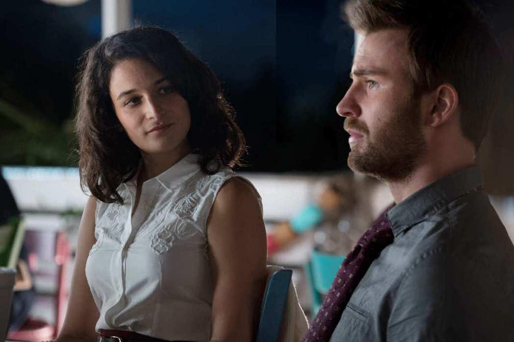 克里斯伊凡曾與前女友珍妮史雷特合作電影「天才的禮物」。圖/福斯提供