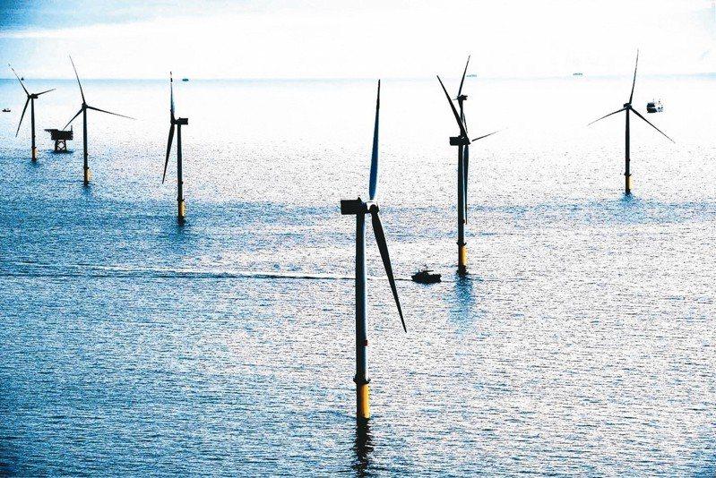 經濟部長沈榮津今天表示,企業購買綠電的需求,根據台電初步掌握,目前是供給大於需求。 圖/聯合報系資料照片