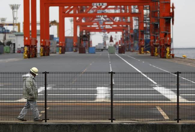 國際貿易正日益走緩,若要讓經濟繼續擴張,從現在開始一切都不能出錯。圖/路透