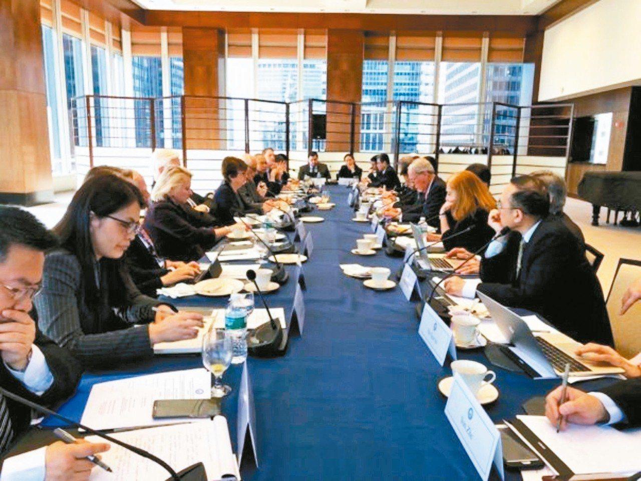 美智庫發布報告指出,未來幾個月兩岸風險可能提升,建議三方在台灣與美國總統選舉期間...