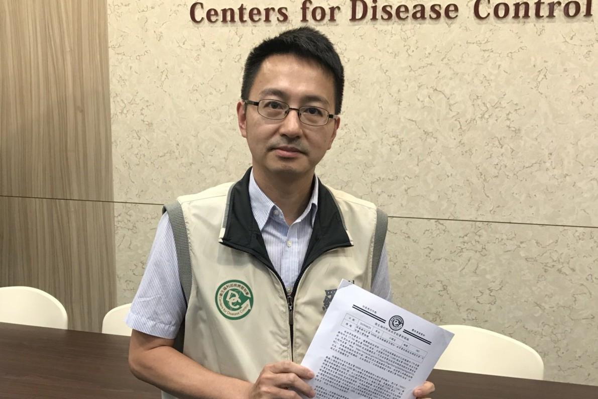 疾管署副署長羅一鈞表示,國際麻疹疫情嚴峻,引發國人爭打自費MMR疫苗。 記者簡浩...