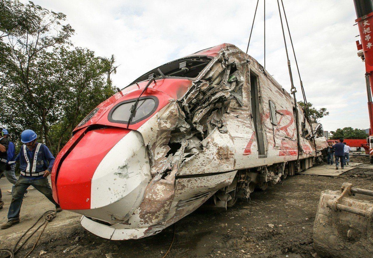 普悠瑪翻覆至今剛滿半年,台鐵咎責日車。 圖╱聯合報系資料照片
