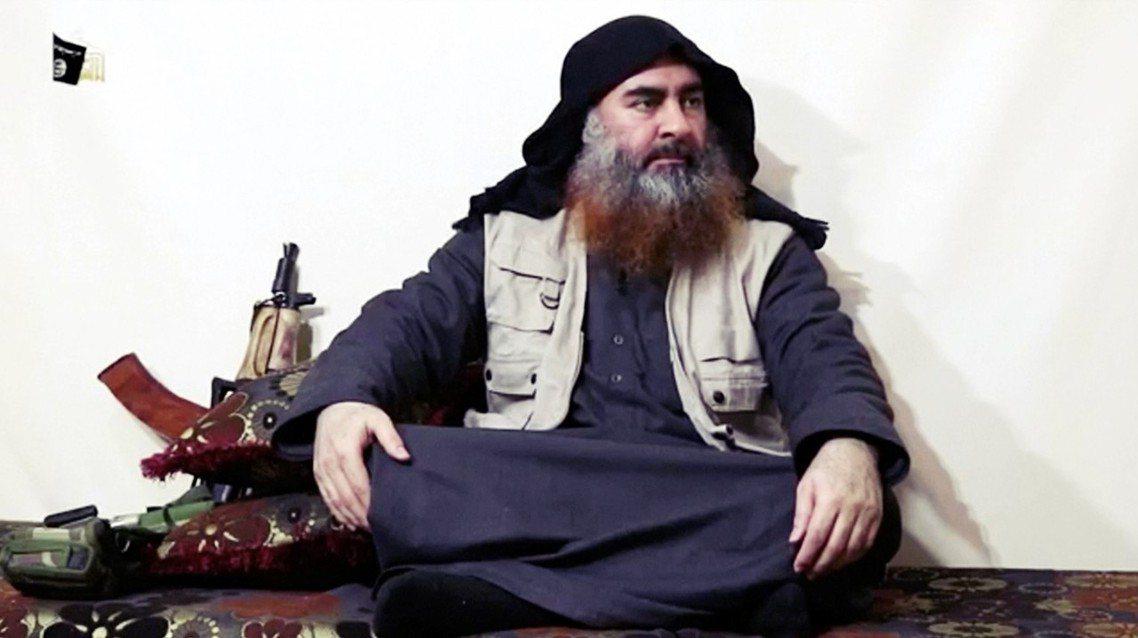 ISIS恐怖組織首腦——阿布巴克.巴格達迪(Abu Bakr al-Baghda...