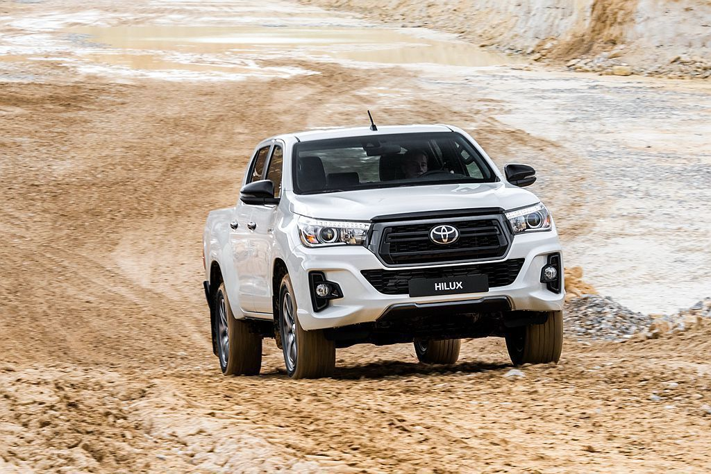 Toyota 2019 Hilux Special Edition動力搭載2.4...