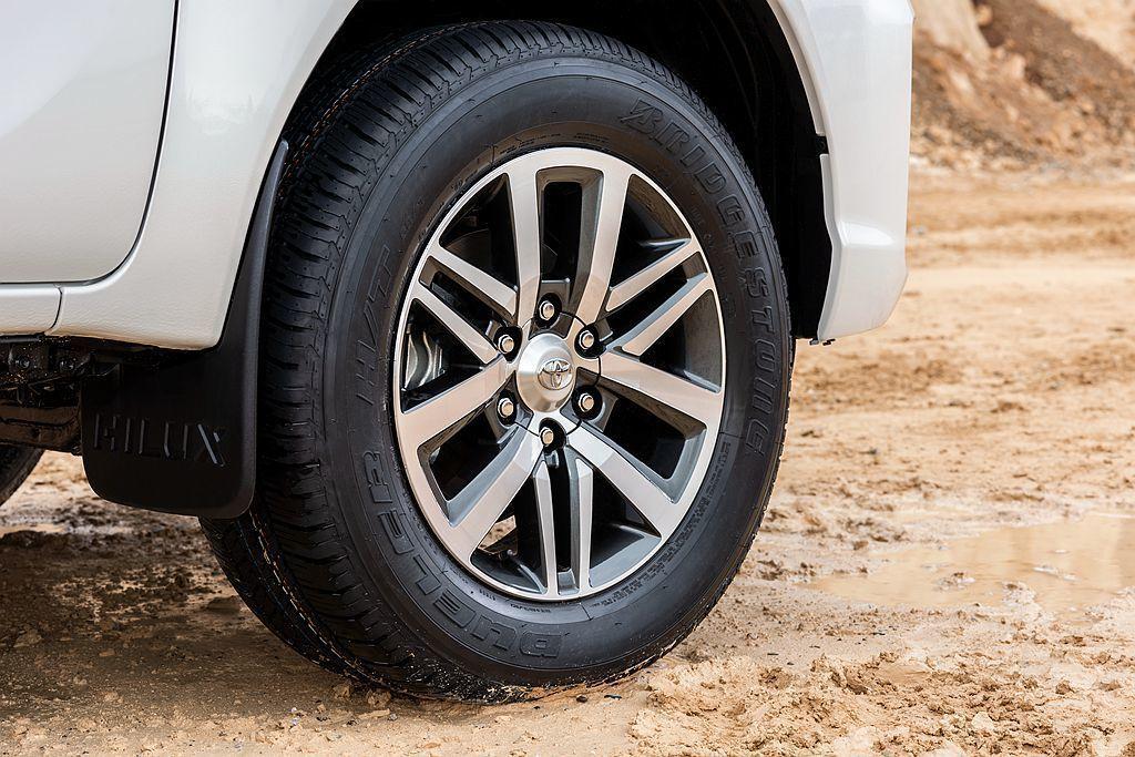 西歐地區的Toyota 2019 Hilux Special Edition換裝...