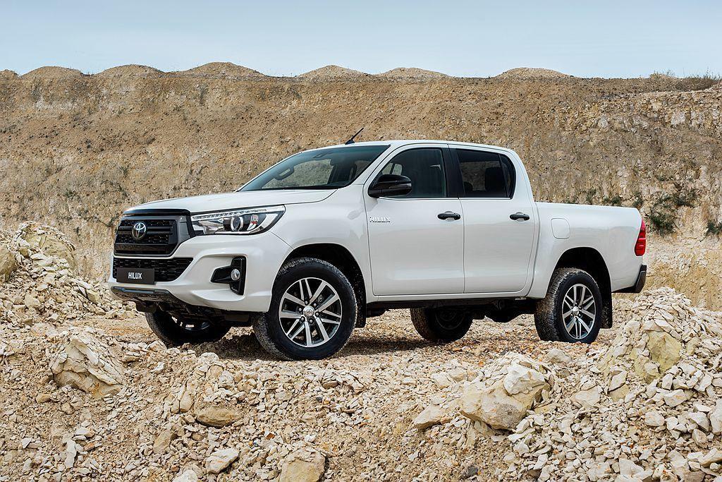 Toyota 2019 Hilux Special Edition訂於8月起在歐...