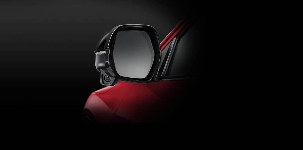 Lane Watch盲區監視系統也可能入列。 圖/截自Honda Thailan...