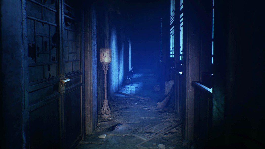 本遊戲的恐怖感真的非常到位,膽子不夠的人真的別輕易在晚上玩。